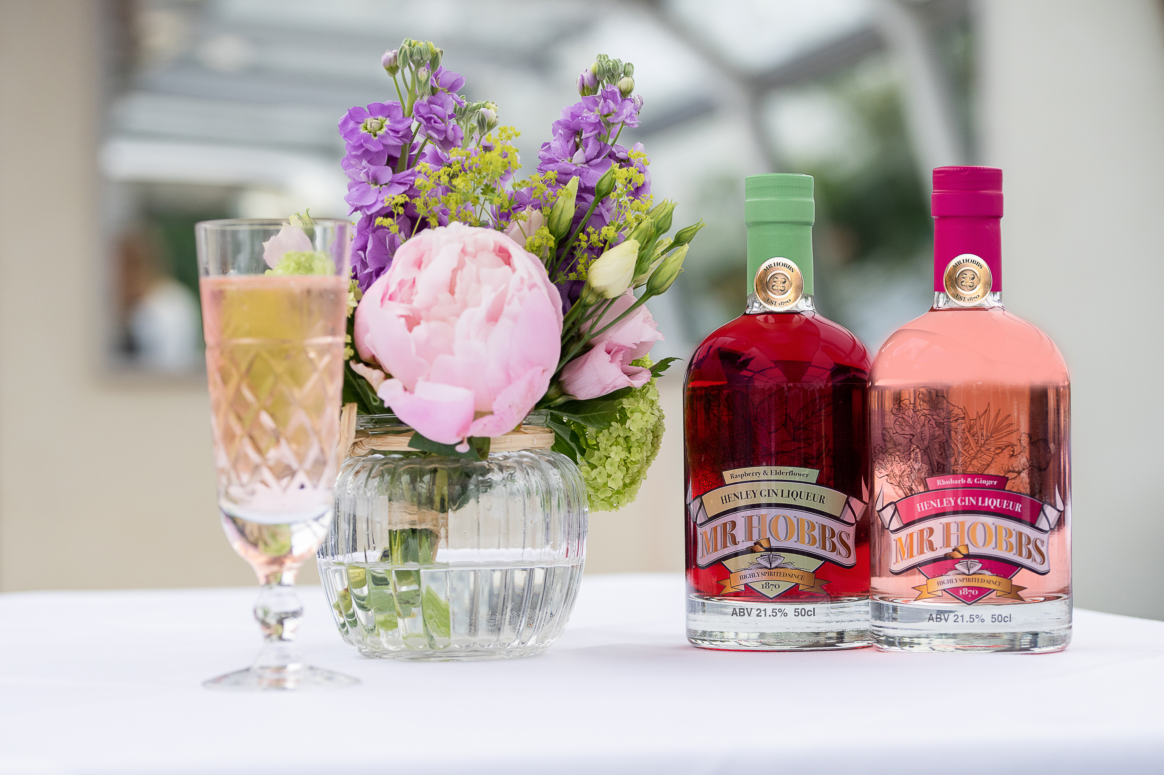 Love is in the air…Or maybe it's just the gin!