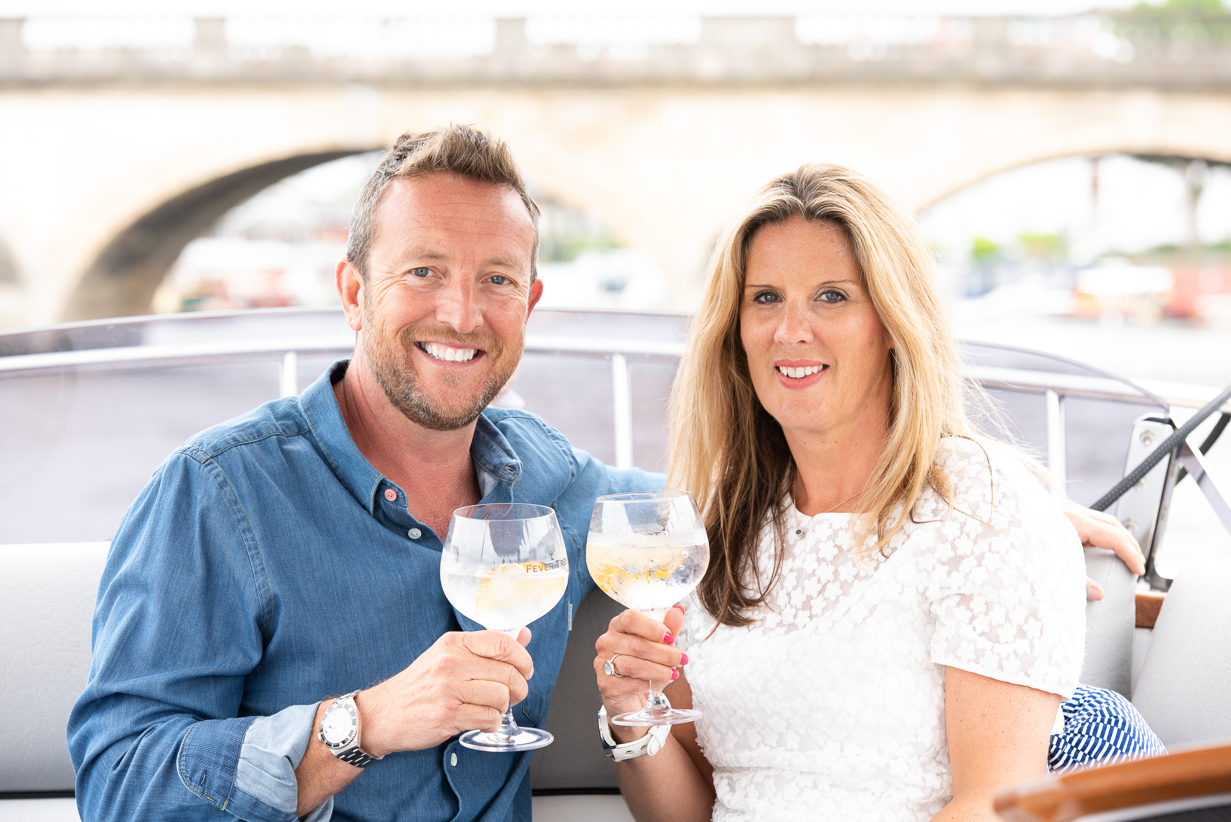 Interview with the Husband and Wife team, Jonathan & Suzy Hobbs, behind Mr Hobbs Gin