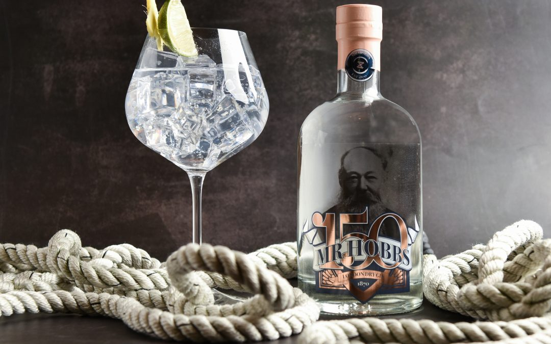 A New Gin & The 'New Normal'